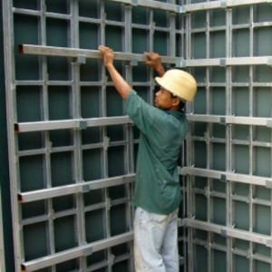 FBS Formwork Installation