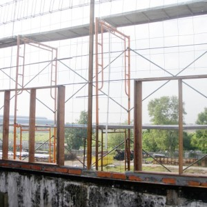 BRC(A4) As For Wall Reinforcement