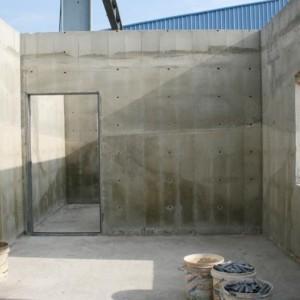 Ready Cast House with Foam Concrete